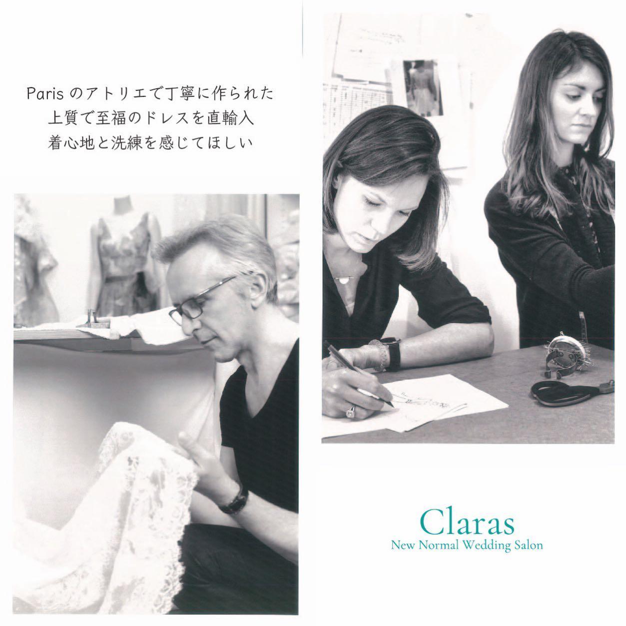 """・Claras OPEN2ヶ月を記念して前回も大変ご好評いただいておりましたモニター企画を""""3組様限定""""で募集します🕊・6月20日までにご来店のお客様限定最大20%OFF・『ドレスってレンタルするものだと思ってた』『自分のサイズに合うドレスってあるの』『会場決まってないとドレス決められないの』などなど、、沢山の疑問にもお答えします今までの常識から新しいドレス選びの常識をClarasから発信していくため、まずは価値を体験して欲しいという想いから今回の企画に至りました・これから結婚準備を開始する方🕊結婚は決まっているけど色々お悩みの方🕊改めて結婚記念日にお写真撮りたい方🕊フォトも撮りたいし落ち着いたらパーティもしたい方🕊など・-応募条件-ClarasのInstagramをフォローSNSでのお写真紹介をご了承いただける方モニターを体験されるお客様自身からの応募・沢山のご応募お待ちしております応募はDMからどうぞDMを頂いた後、いただきたいお客様情報など個別にお伝えさせていただきます・#wedding #weddingdress #claras #ウェディングドレス #プレ花嫁 #ドレス試着#ドレス迷子#2021夏婚 #2021冬婚 #ヘアメイク #結婚式  #ドレス選び #前撮り #後撮り #フォトウェディング #ウェディングヘア  #フォト婚 #ブライダルフォト #カップルフォト #ウェディングドレス探し #ウェディングドレス試着 #レンタルドレス #ドレスショップ #家族婚 #バウリニューアル #記念日婚 #モニター募集 #ドレス迷子 #限定 #プレ花嫁"""