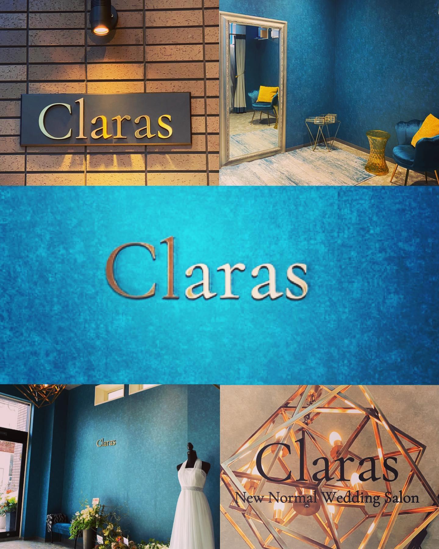 """・ClarasがOPENして3ヶ月を迎えました🕊・Clarasを通じて出会えたお客様、沢山のご協力をいただいている関係者の皆様、いつも応援して下さる皆様に心より感謝申し上げます・""""Claras""""の店名の由来でもあるように『明るく輝く未来に貢献』できるよう様々な#newnormal な取り組みを通じてhappyをお届けしていきます🤍・これからもよろしくお願い致します・New Normal Wedding Salon""""Claras""""・about """"Claras""""…(ラテン語で、明るい·輝く)As(明日· 未来, フランス語て最高、一番) ・明るく輝く明日(未来) に貢献したいという想いを込めています🕊Fashionの都Parisをはじめ、欧米から選りすぐりのドレスをこれから出逢う花嫁のために取揃えました・2021.3.7 (Sun)NEW OPEN・Dressから始まるWedding Story""""憧れていた Dress選びから始まる結婚準備があったっていい""""・さまざまな新しい「価値」を創造し発信していきますこれからの新しい Wedding の常識を""""Claras """"から🕊・New Normal Wedding Salon【Claras】〒107-0061 東京都港区北青山2-9-14SISTER Bidg 1F(101) 東京メトロ銀座線 外苑前駅3番出ロより徒歩2分Tel:03 6910 5163(3/6より)HP: https://claras.jp(3/7サイトOpen予定) 営業時間:平日 12:00-18:00 土日祝11:00-18:00(定休日:月・火)#wedding #weddingdress #claras #ウェディングドレス #プレ花嫁 #ドレス試着#ドレス迷子#2021冬婚 #2022春婚 #ヘアメイク #結婚式  #ドレス選び #前撮り #後撮り #フォトウェディング #ウェディングヘア  #フォト婚 #ブライダルフォト #カップルフォト #ウェディングドレス探し #ウェディングドレス試着 #レンタルドレス #ドレスショップ #家族婚 #バウリニューアル #記念日婚 #モニター募集 #ドレス迷子 #プレ花嫁 #ニューノーマル #クララス"""